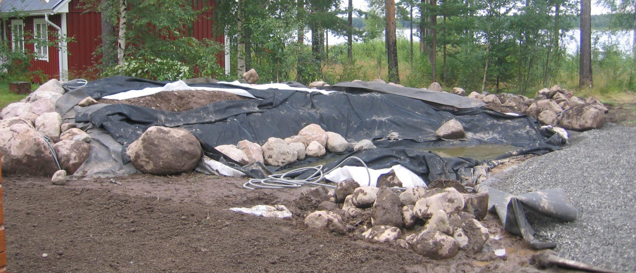 Anläggning i Luleå